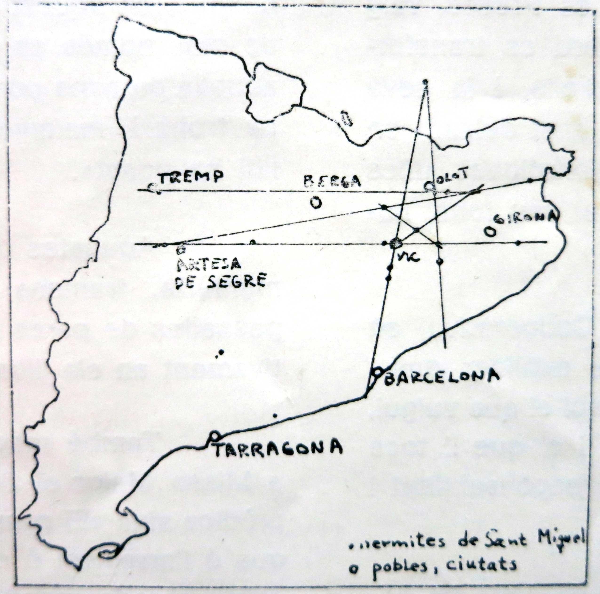 Ley Lines of Catalunya